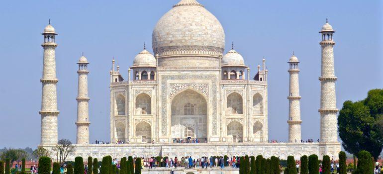 Taj Mahal. www.pixabay.com, Yogareisen , Aktive Gruppenreise, Arche Noah Reisen