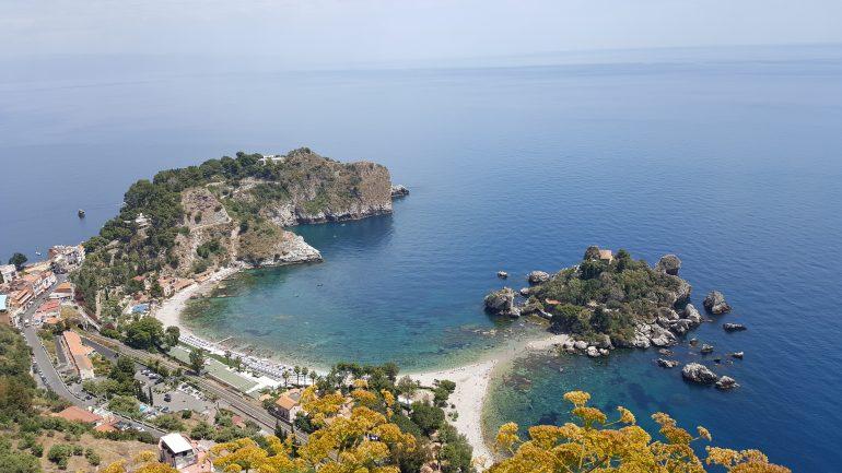 Taormina, Wandern auf Sizilien, Wanderreise mit Begleitung, Arche Noah Reisen