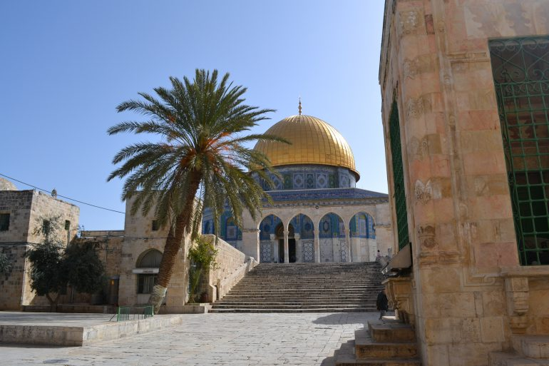 Israel, Tempelplatz Jerusalem, Pilgerreise Israel, Pilgerreise Heiliges Land, Arche Noah Reisen