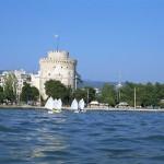 Thessaloniki - der weiße Turm