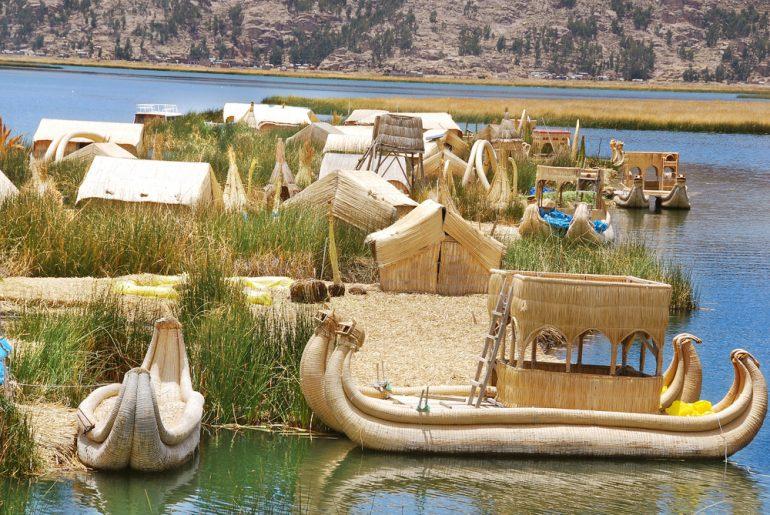 Titicaca See, Peru - Shutterstock