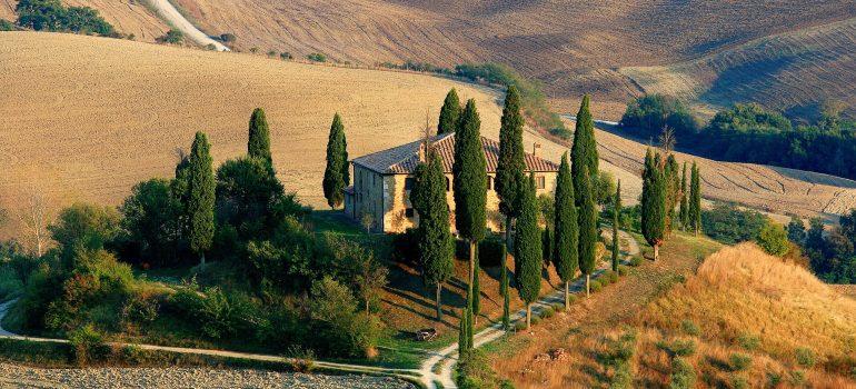 Toskana, Landschaft, www.pixabay.com, Arche Noah Reisen