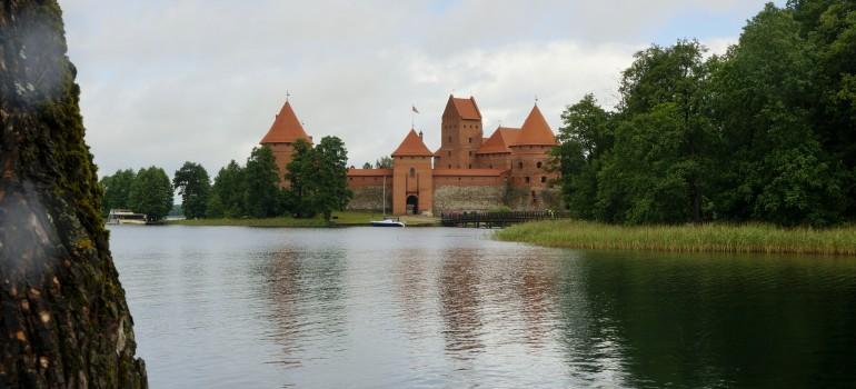 Trakai Burg - Foto: Thomas Linnartz