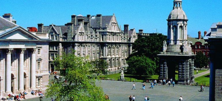 Trinity College, Dublin, tourismireland, Reiseveranstalter Gruppenreisen, Arche Noah Reisen