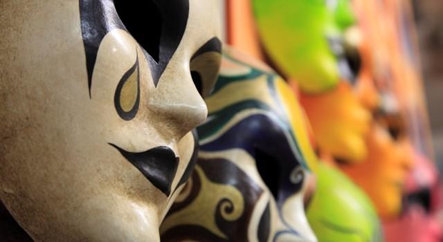 Venedig Masken, Gruppenreise Venedig, Kulturreise Venedig, Arche Noah Reisen