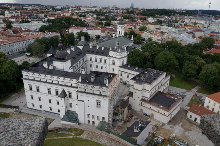 Vilnius, Besichtigungsprogramm Vilnius, Rundreise Baltikum, Arche Noah Reisen