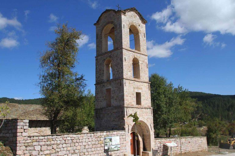 Voskopoja, Kirche Heilige Maria, Rundreise Albanien, Reiseveranstalter Albanien, Arche Noah Reisen