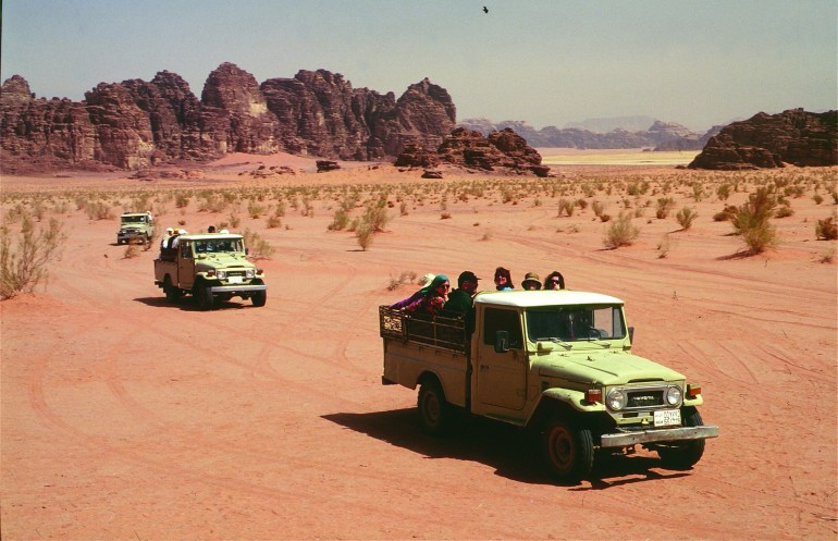 Wadi Rum, La Beduina Tours
