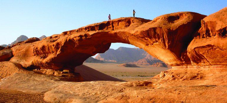 Wadi Rum, La Beduina Tours, Kombi Israel und Jordianien, Pilgerreiseveranstalter, Pilgern Heiliges Land, Arche Noah Reisen