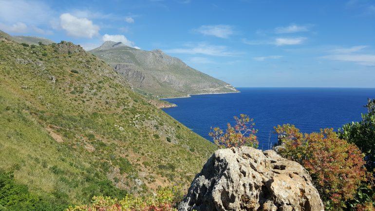 Sizilien, Zingaro Park, Naturschutzpark, Wandern Sizilien, Arche Noah Reisen