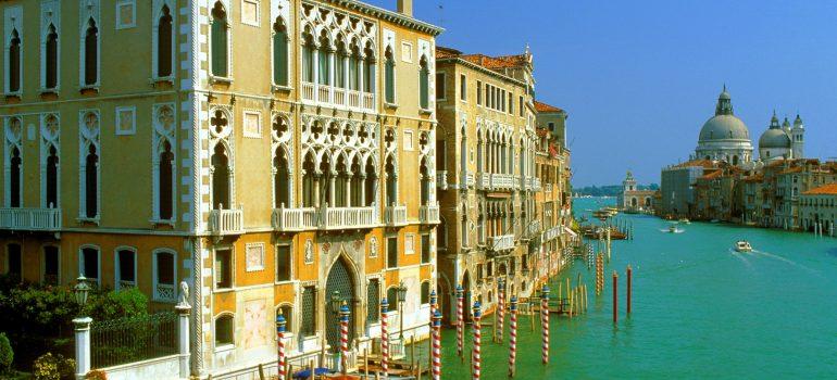 am Canale Grande, www.italiafoto.de, Städtereise Venedig, Gruppenreise Venedig, Arche Noah Reisen