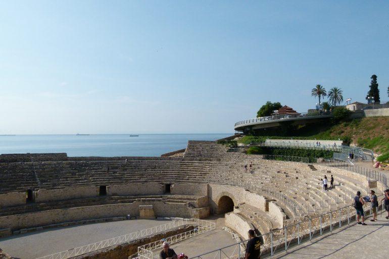 Amphitheatre Tarragona, www.pixabay.com, Reise mit Ausflügen, Spanienreise 2019