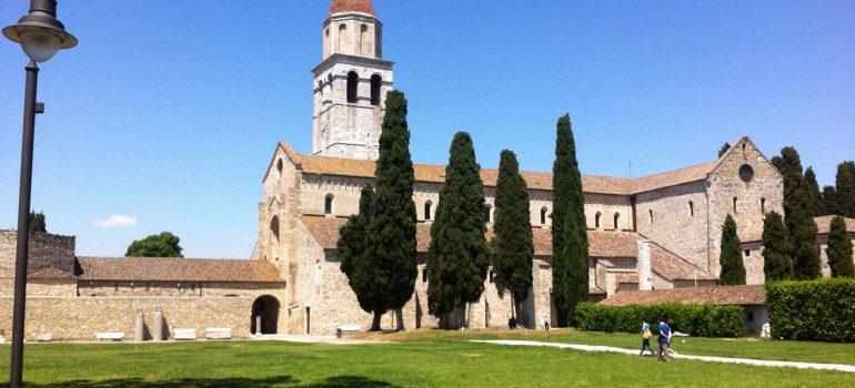 Aquileia, www.pixabay.com, Reiseveranstalter Gruppenreisen, Hilfe bei Gruppenreise, Arche Noah Reisen