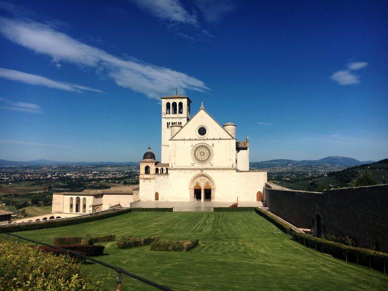 Assisi, www.pixabay.com, Gruppenreise Assisi, Kombination Rom Assisi, Arche Noah Reisen