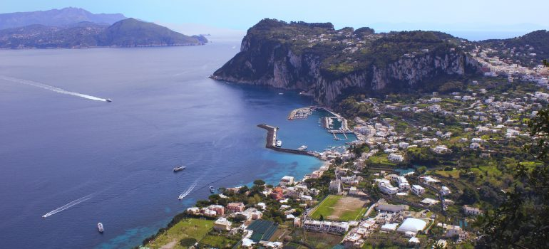 Capri, www.pixabay.com, immergrüne Insel, Kulturreise Capri, Italiens Inseln, Arche Noah Reisen