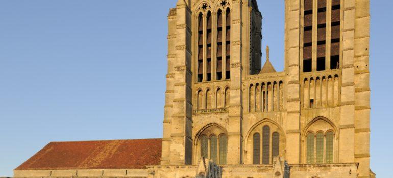 cathédrale Noyon, Gruppenreise Picardie, gemeinsam unterwegs, Arche Noah Reisen