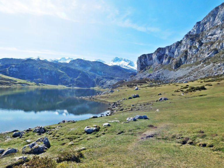 Covadonga, Seen, www.pixabay.com, Besichtigungen und Wanderungen, Kulturreisen Spanien