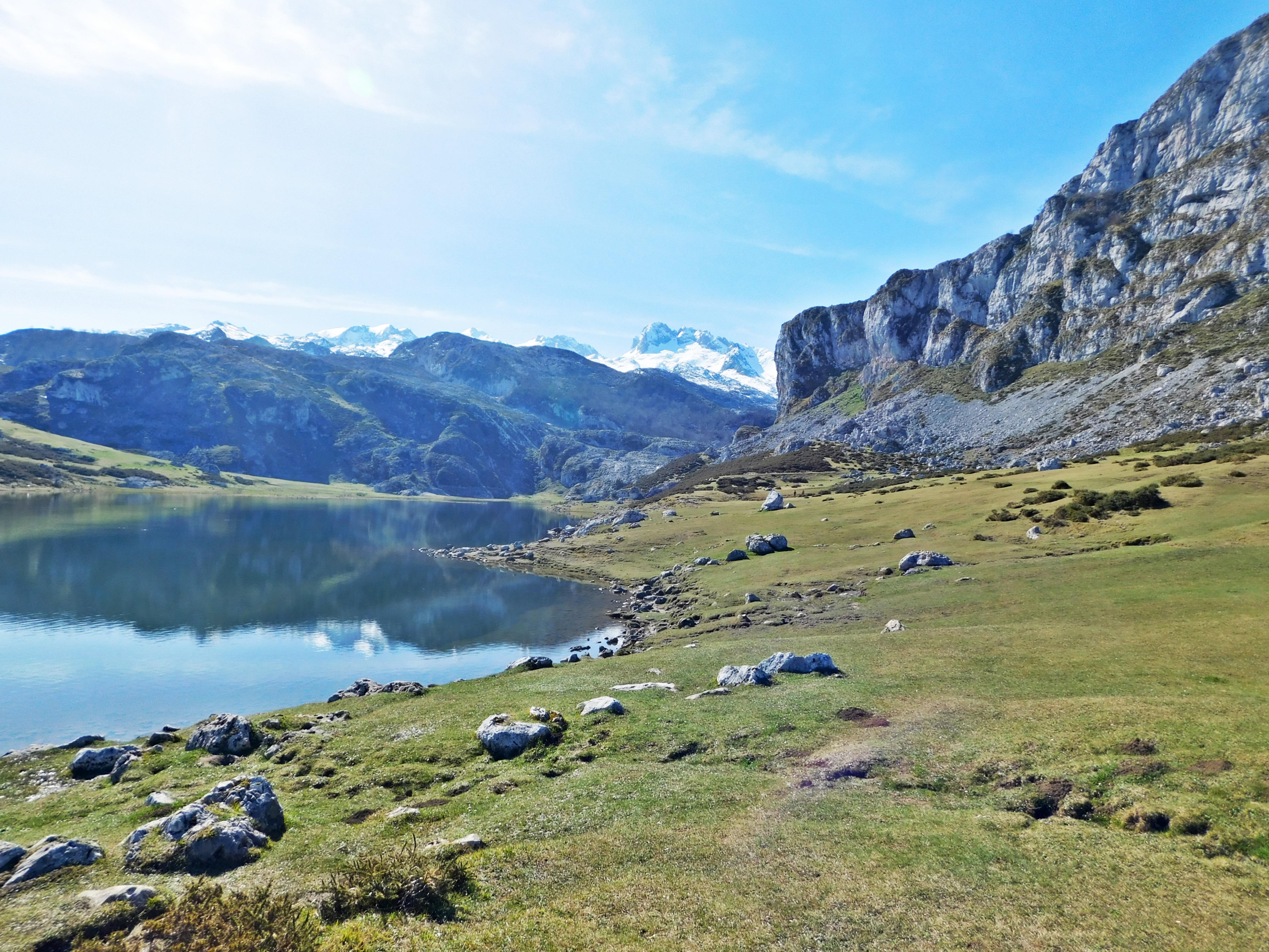 Covadonga, Seen, www.pixabay.com