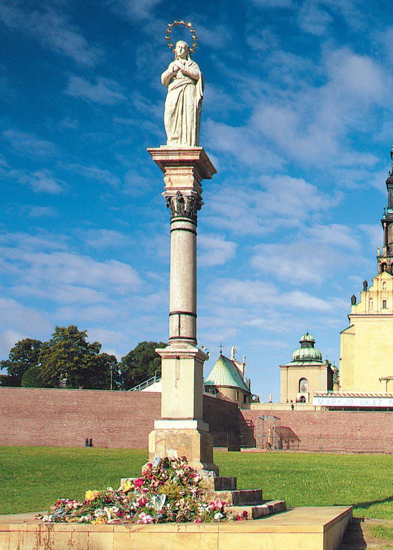 Paulinerkloster in Czestochowa/Tschenstoachau, Polnisches Fremdenverkehrsamt, Arche Noah Reisen, Gruppenreise Polen