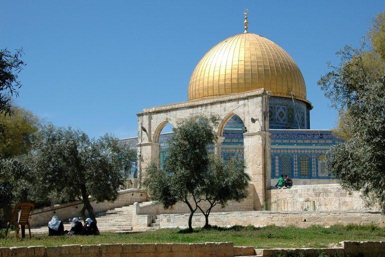 Tempelberg - Al-Aqsa-Moschee, Israel, Pilgern, Pilgern mit der Pfarrei, Reise ins Heilige Land, www.pixabay.com