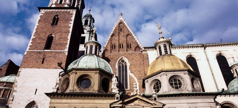 Krakau, Wawelkathedrale, travel projekt, Wallfahrten Polen, Arche Noah Reisen