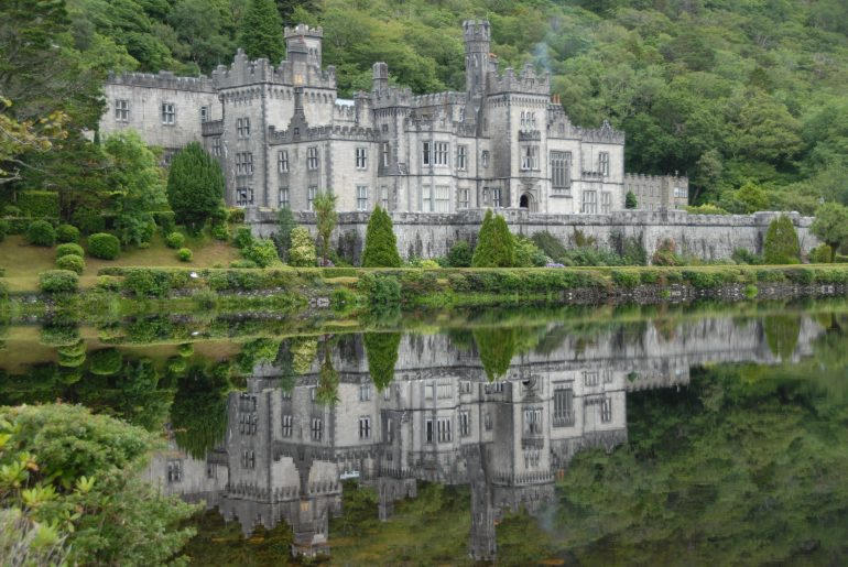 Kylemore Abbey, www.pixabay.com, Kulturreise Irland, Pauschalreise Gruppe, Arche Noah Reisen