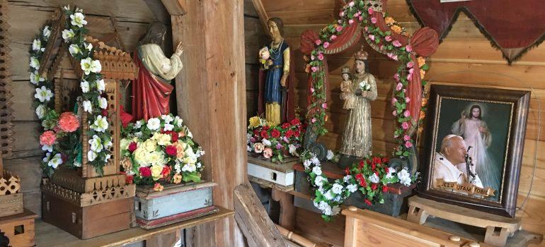 Messen, Kloster, Kultfiguren, Polen, travel projekt, Reise Wallfahrtsort, Pilgerreisen Polen, Arche Noah Reisen