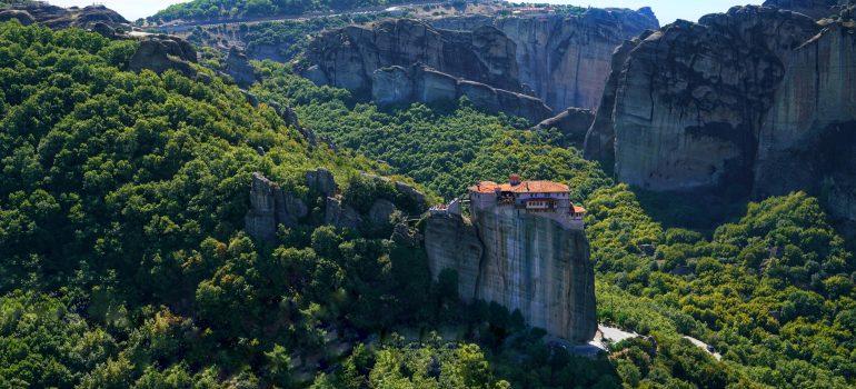 Meteora, www.pixabay.com, Gruppenreise mit Pfarrer, Griechenlandreise, Arche Noah Reisen