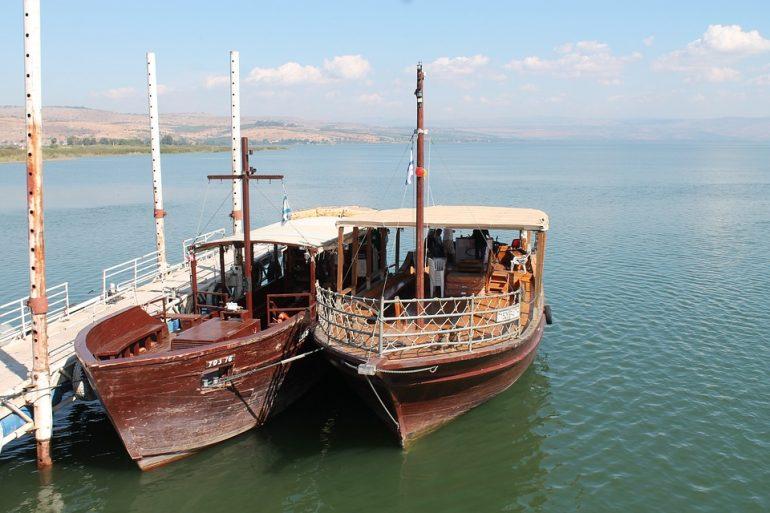 Blick auf den See Genezareth, Israel, Gruppenreise, Pilgern, www.pixabay.com