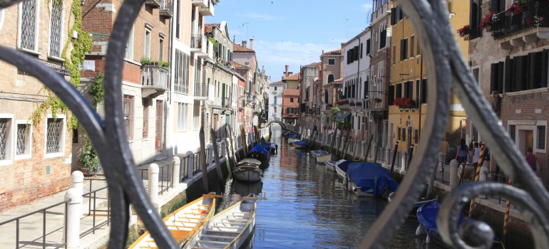 venezia veduta, acquaforte, Studienreise Venetien, Arche Noah Reisen